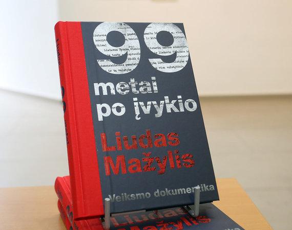 """Aliaus Koroliovo / 15min nuotr./Liudo Mažylio knyga """"99 metai po įvykio"""""""