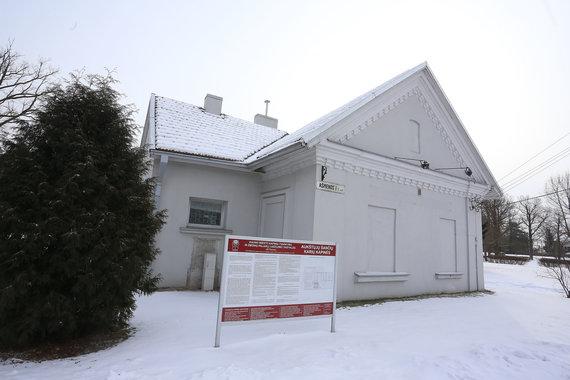 Aliaus Koroliovo / 15min nuotr./Aukštųjų Šančių karių kapinės