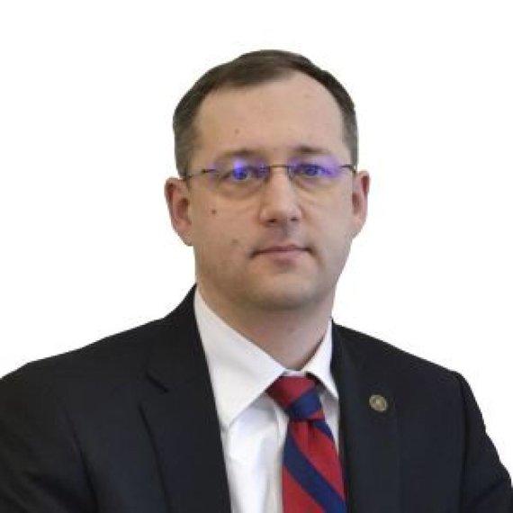 Energetikos ministerijos nuotr./Simonas Šatūnas, energetikos viceministras