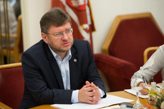 Žygimanto Gedvilos / 15min nuotr./Valerijus Simulik