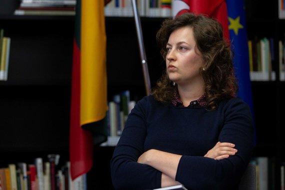 Žygimanto Gedvilos / 15min nuotr./Jogilė Ulinskaitė