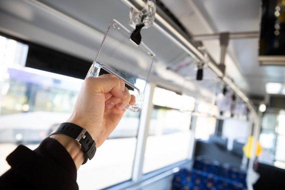 Žygimanto Gedvilos / 15min nuotr./Kuo daugiau naujų autobusų - tuo daugiau ir keleivių