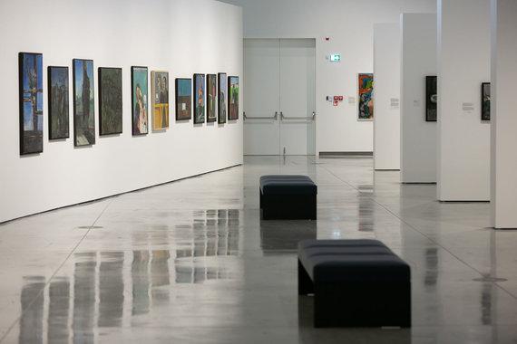 Žygimanto Gedvilos / 15min nuotr./Prezidentės apsilankymas MO muziejuje