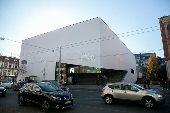 Žygimanto Gedvilos / 15min nuotr./Modernaus meno centras MO