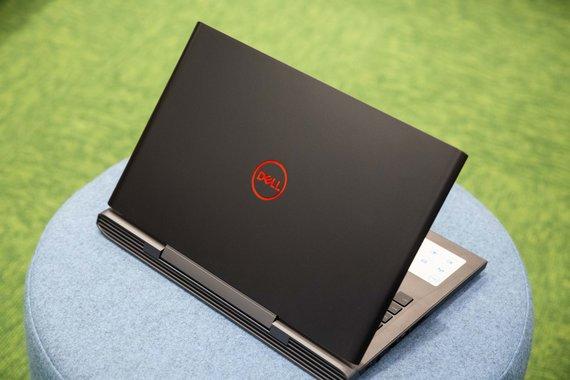 """Žygimanto Gedvilos / 15min nuotr./Nešiojamasis kompiuteris """"Dell G5"""""""