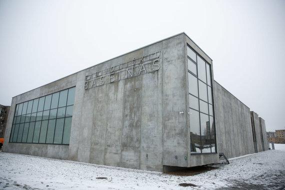 Žygimanto Gedvilos / 15min nuotr./Vilniaus Fabijoniškių baseinas