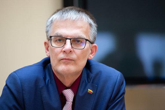 Žygimanto Gedvilos / 15min nuotr./Julius Sabatauskas