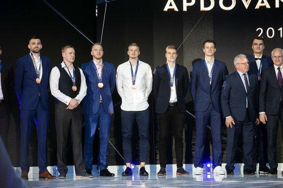 """Žygimanto Gedvilos / 15min nuotr./Klaipėdos """"Neptūnas"""""""