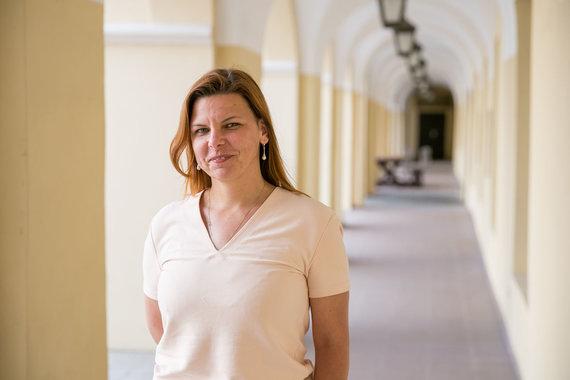 Žygimanto Gedvilos / 15min nuotr./Dr. Urtė Lina Orlova