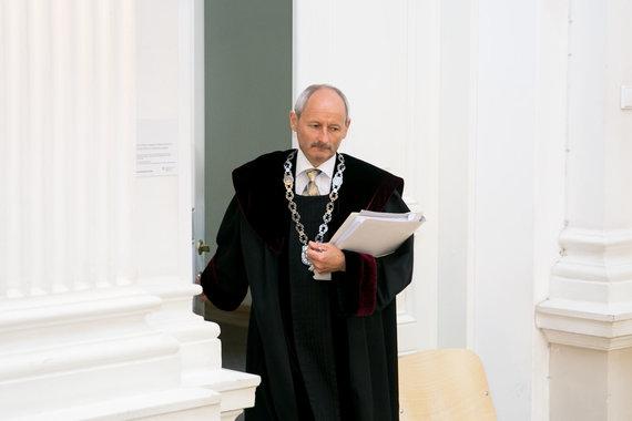 Žygimanto Gedvilos / 15min nuotr./Teisėjas Vladislavas Lenčikas
