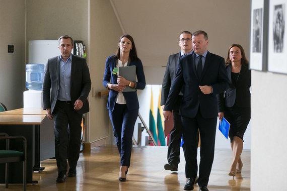 Žygimanto Gedvilos / 15min nuotr./Rasa Kazėnienė (antra iš kairės)