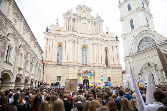 Žygimanto Gedvilos / 15min nuotr./ Vilniaus universitetas