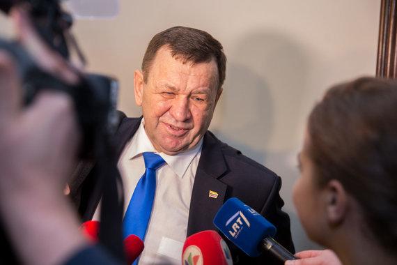 Žygimanto Gedvilos / 15min nuotr./Kęstutis Pūkas