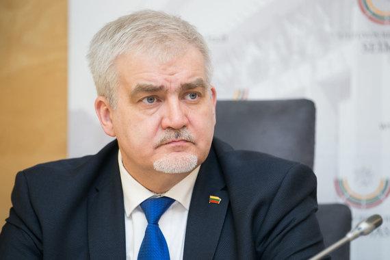 Žygimanto Gedvilos / 15min nuotr./Darius Kaminskas