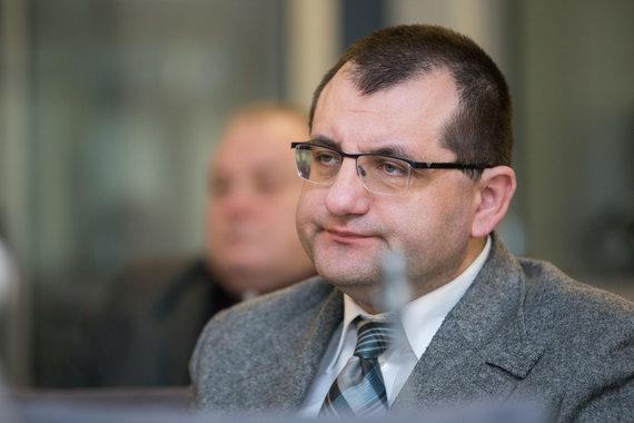 Žygimanto Gedvilos / 15min nuotr./Vytautas Kasiulevičius