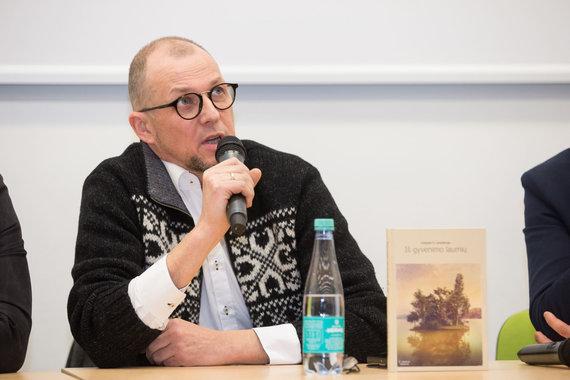 Žygimanto Gedvilos / 15min nuotr./Vytautas V. Landsbergis