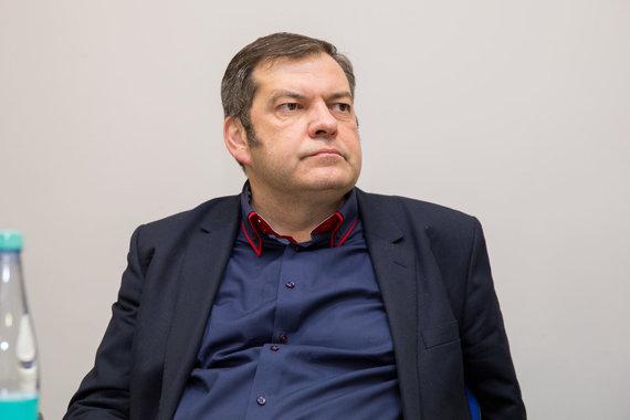 Žygimanto Gedvilos / 15min nuotr./Andžejus Pukšto