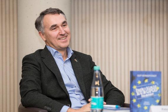 Žygimanto Gedvilos / 15min nuotr./Petras Auštrevičius