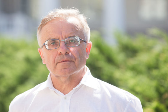 Žygimanto Gedvilos / 15min nuotr./Vytautas Radžvilas