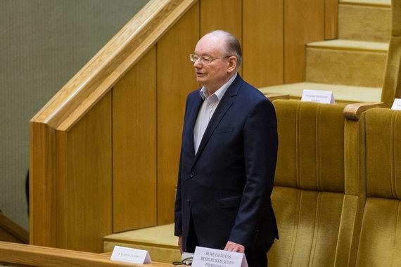 Žygimanto Gedvilos / 15min nuotr./Česlovas Juršėnas