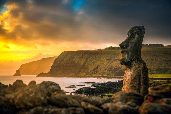 Shutterstock nuotr./Velykų sala, Čilė