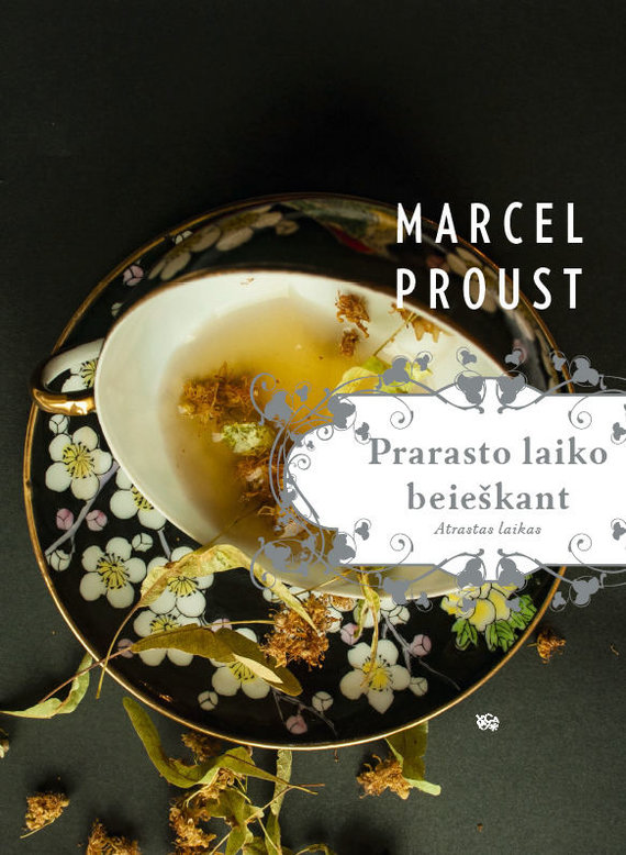 """Leidyklos """"VAGA"""" nuotr./M.Prousto """"Prarasto laiko beieškant"""""""