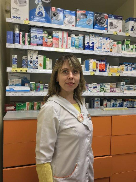 Photo by Amber Pharmacy / Kristina Šnirpūnienė