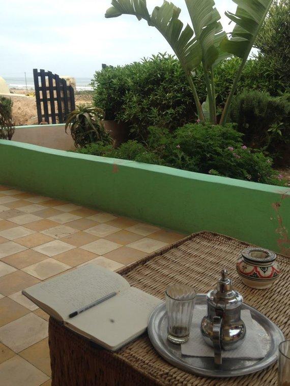 Linos Ever nuotr./Įspūdžiai apsilankius Maroke