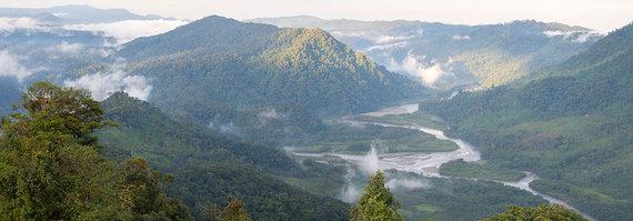 Shutterstock nuotr./Upanas, Ekvadoras