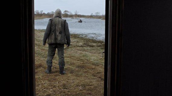 """""""Garsų pasaulio įrašai"""" nuotr./Kadras iš Algimanto Puipos filmo """"Kita tylos pusė"""""""