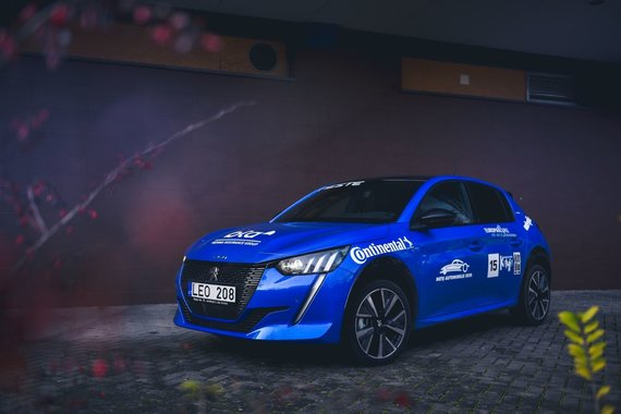"""""""Velocita"""" nuotr./2019 m. """"Peugeot 208"""""""
