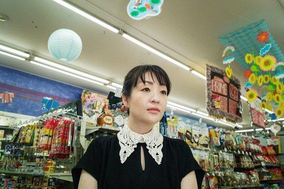 K.Takahashi nuotr./Sayaka Murata