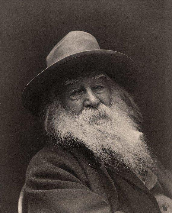 George Collins nuotr./Waltas Whitmanas