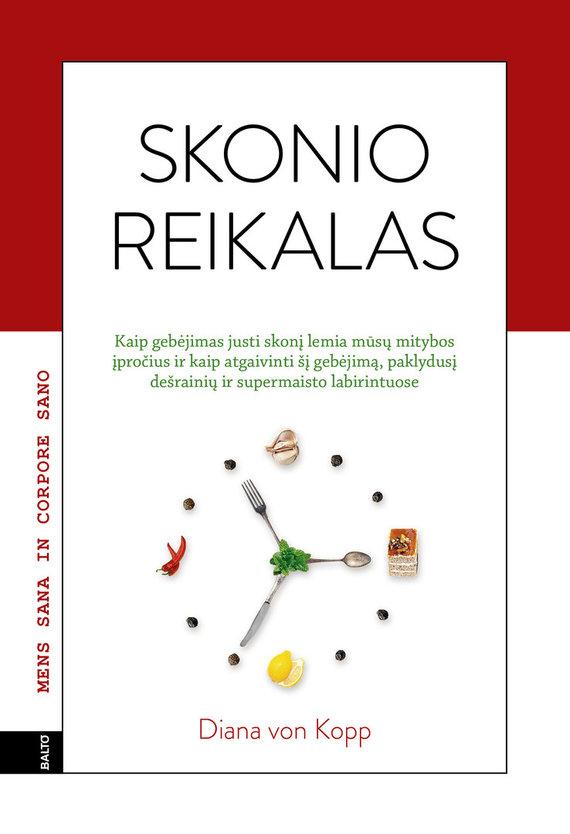 """BALTO leidybos namų nuotr./Diana von Kopp """"Skonio reikalas"""""""