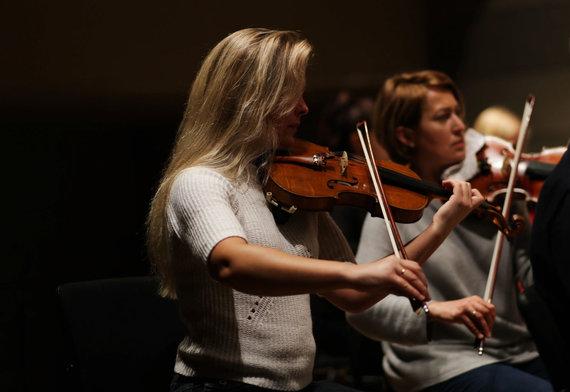 K.Lamtevos nuotr./Lietuvos valstybinis simfoninis orkestras