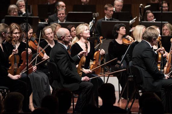 A.Požarskio nuotr./Lietuvos valstybinis simfoninis orkestras