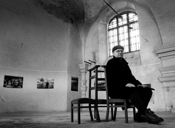 Renato Neverbicko nuotr./Fotografas Algimantas Aleksandravičius