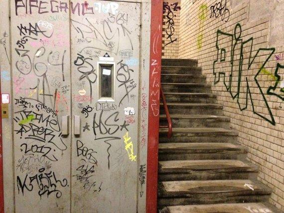 Linos Ever nuotr./Grafiti