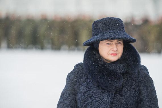 Alfredo Pliadžio nuotr./Dalia Grybauskaitė