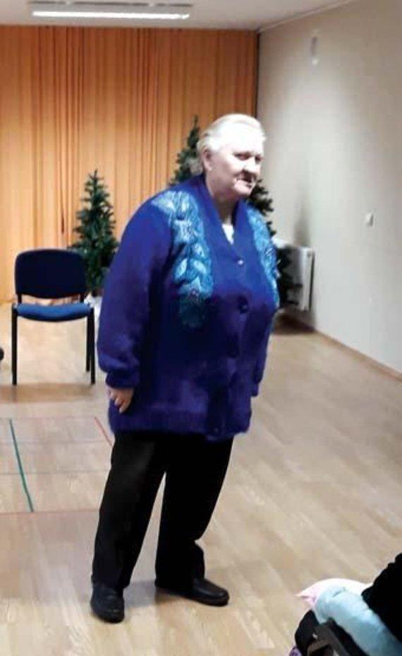 Editos Botyrienės nuotr./Teresė Basanavičiūtė, Jono Basanavičiaus brolio anūkė