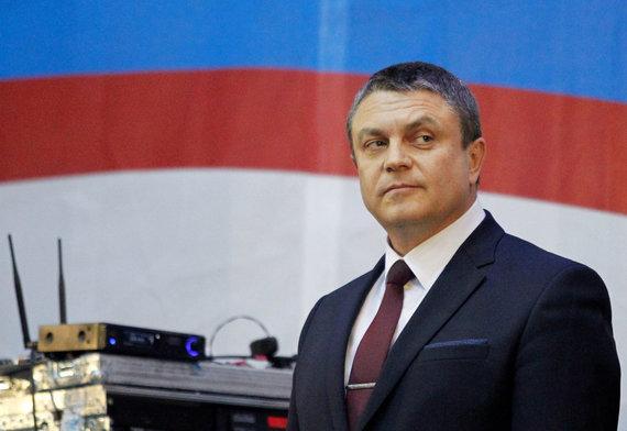 """""""Reuters""""/""""Scanpix"""" nuotr./Leonidas Pasečnikas"""