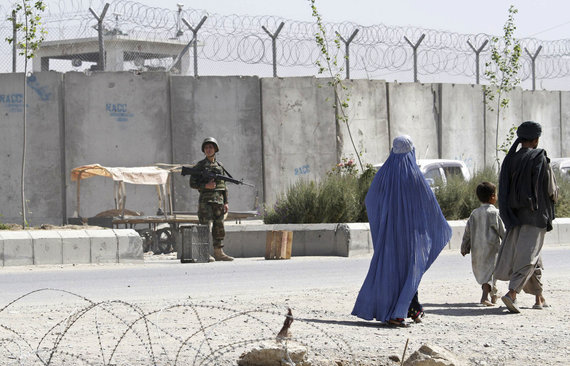 """Reuters""/""Scanpix"" nuotr./Kalėjimas Afganistane"