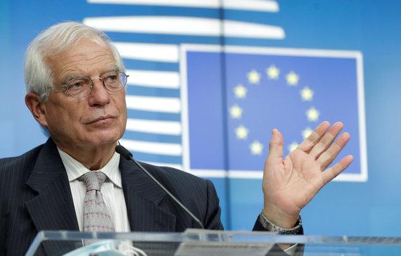 """Reuters""/""Scanpix"" nuotr./Josepas Borrelis"