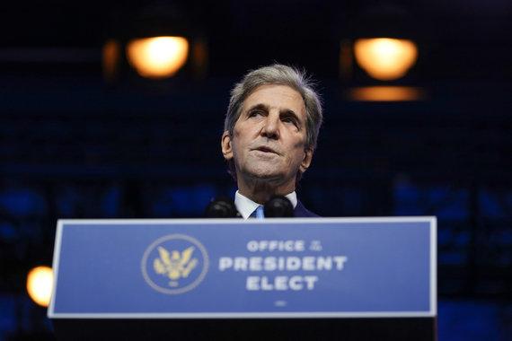 """Scanpix""/AP nuotr./Johnas Kerry"