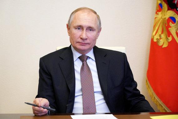 Reuters / Foto de Scanpix / Vladimir Putin