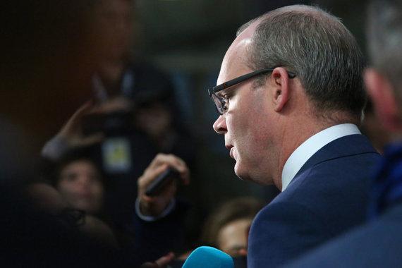 "AFP/""Scanpix"" nuotr./Simonas Coveney"