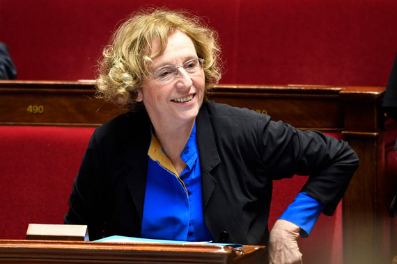 "AFP/""Scanpix"" nuotr./Muriel Pénicaud"