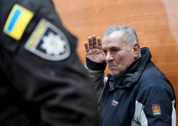"""AFP/""""Scanpix"""" nuotr./Jurijus Rosošanskis"""