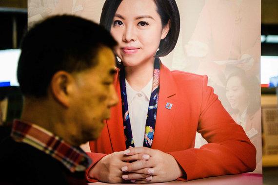 "AFP/""Scanpix"" nuotr./Judy Chan"