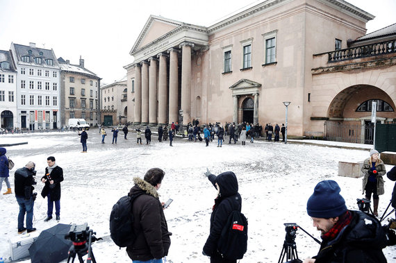 """""""Reuters""""/""""Scanpix"""" nuotr./Prasideda Peterio Madseno teismas"""
